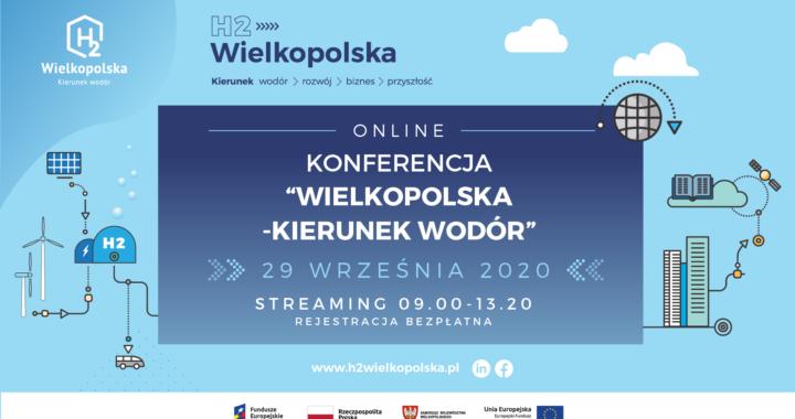 """Konferencja """"Wielkopolska Kierunek Wodór"""" już za nami!"""